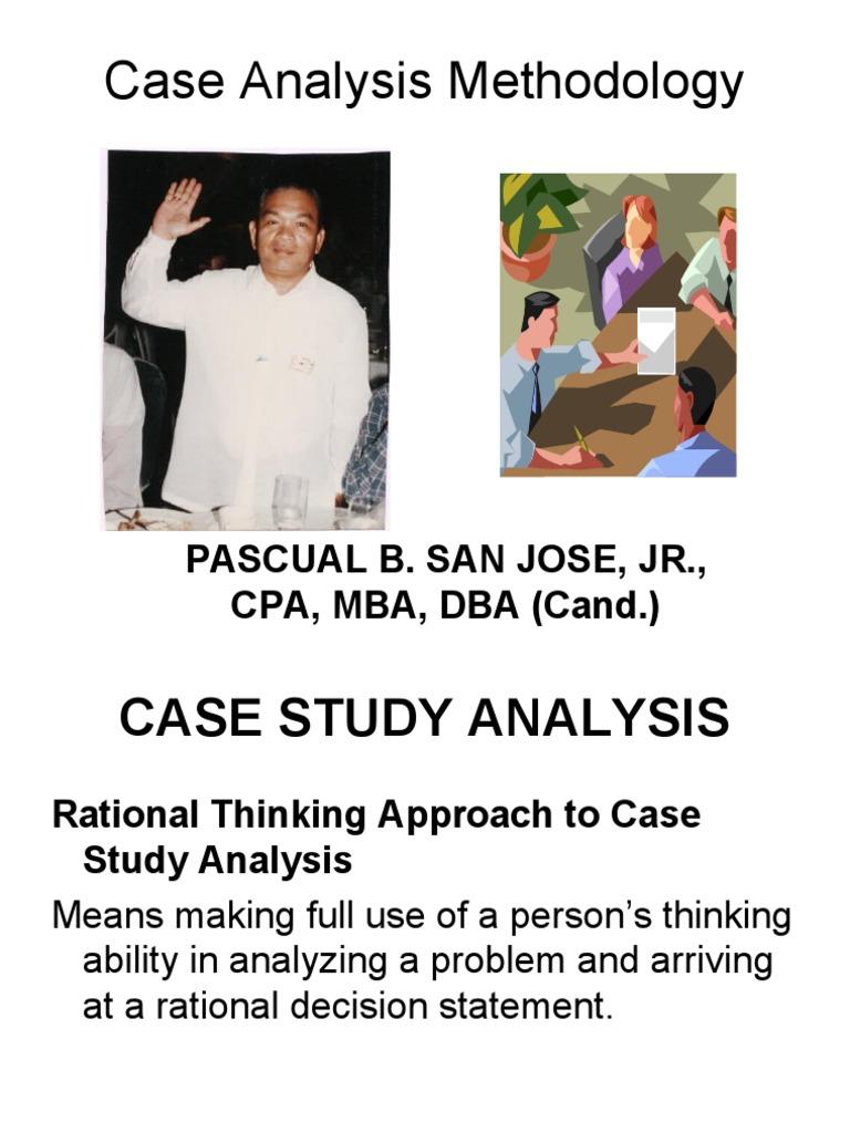 case study means