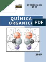 QC11 - Química Orgánica