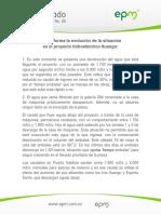 Comunicado EPM PHI No26
