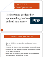TIME COST OPTIMISATION.ppt
