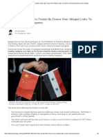Chinese Firm's Assets Frozen By France Over Alleged Links To Syria's Chemical Weapons _ Zero Hedge.pdf