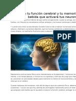 Funcion Cerebral