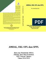 Buku Amdal 2014