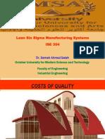 Quality Costs Tqm