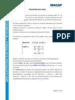 03 Programacion Lineal