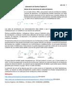 Características de las reacciones de sales de diazonio.