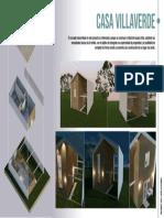 Panel Casa Villaverde