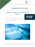 Medios de Digitalización