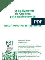 Symonds Test de Cuadros