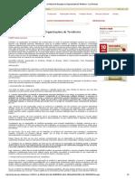 A Relação de Emprego nas Organizações de Tendência - Lex Doutrina