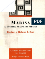 Marisa - A Escolha Sexual Da Meina - Rosine e Robert Lefort