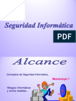 Seguridad Informatica Presentacion Power Point
