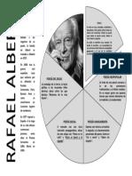 Infografía de Rafael Alberti