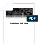 ChessBase Web Apps