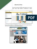 Consulta de Libros - Biblioteca Virtual UNAD