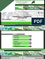 comparación del plan Caracas 2020 con Yachay Ecuador