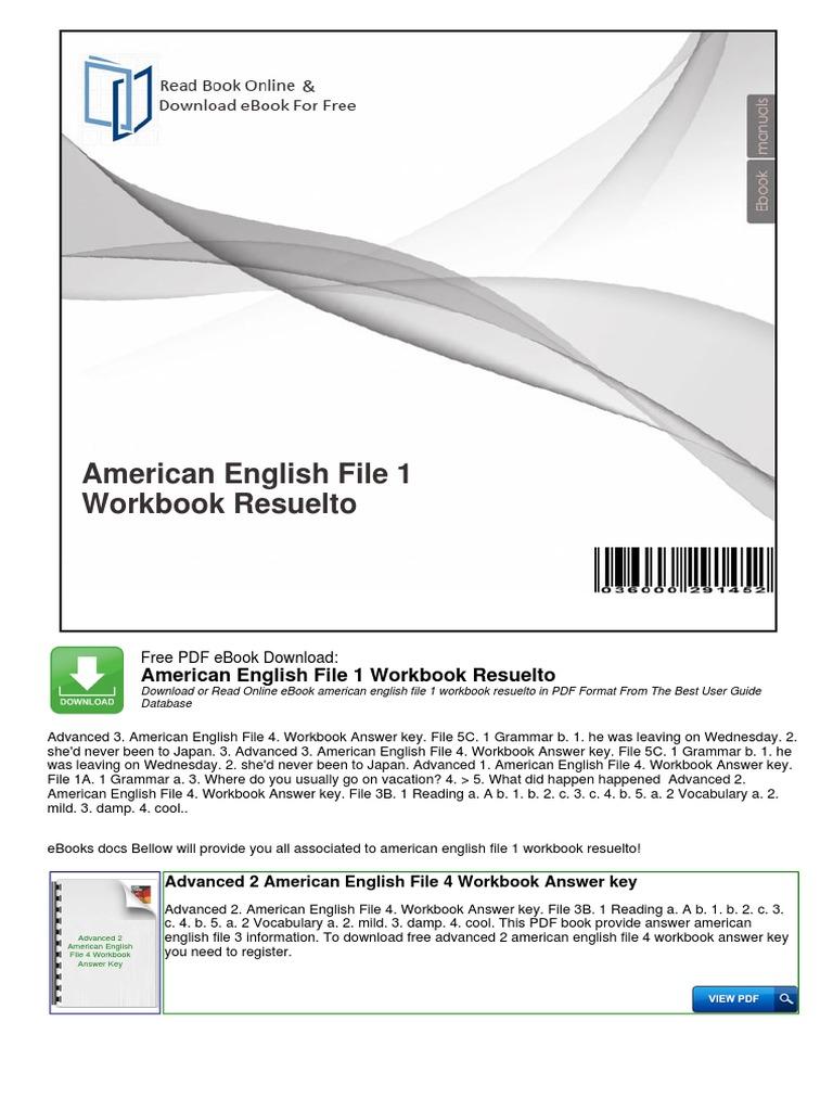 American English File Ebook
