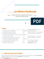 Como Realizar o Levantamento de Cargas Elétricas, Padrão de Entrada e Quadro de Distribuição