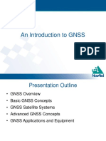 An Introduction to GNSS | Global Positioning System | Radio