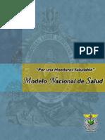 Modelo Nacional de Salud Secretaria de Salud Mayo 2013 Version 21-05-13