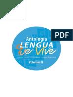 Antología Lengua que Vive - Volumen II.pdf