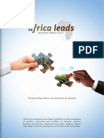 Africa Leads Business Report 2017