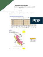 Informe Construcción
