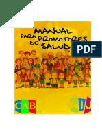 Manual Promotor de Salud