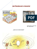 Manual Presentación Del Curso de Electricidad Residencial e Industrial