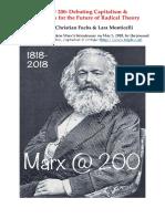 Marx @ 200