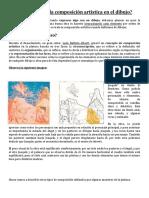 Cómo Aplicar La Composición Artística en El Dibujo