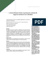 Lectura Caracterizacion de Dos Experiencias Exitosas de Negocios Inclusivos en Colombia