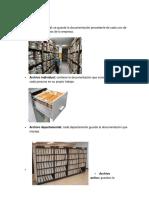 Tipos de Archivos Con Imagen