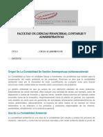 Apuntes Sobre La Inforacion de Los Procesos Administrativos