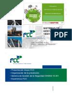 Sistema de Gestao OHSAS 18001_Grupo Mapfre