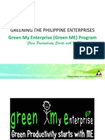8d Greening the Philippine Enterprises