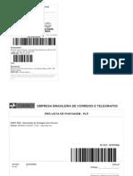 Print Shipments Labels