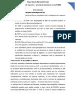 La Inteligencia de Negocios y La Toma de Decisiones en Las PyMES (Marco Teórico)
