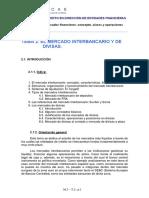 SEMANA 5. Merc Interbancario y Divisas