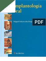 Peñarrocha Diago Miguel - Implantologia Oral