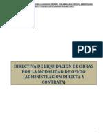 DIRECTIVA 025-2016-DE LIQUIDACION DE OBRAS POR LA MODALIDAD DE OFICIO.docx