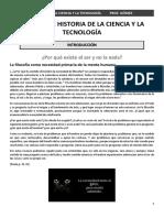 Cuadernillo Filo de La Ciencia 2018