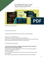 Dizerodireito.com.Br-Comentários à Lei 136542018 Furto e Roubo Envolvendo Explosão de Caixas Eletrônicos