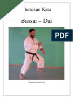 Bassai Dai (1)