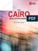 JLL Real Estate Market Overview Cairo 2016 Year in Review