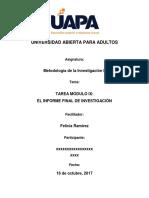 Tarea Modulo 10 Metodologia II xx.docx