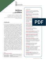Antibióticos macrólidos
