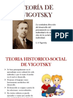 Teoría de Vigotsky
