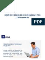 01 Diseno de Sesiones de Aprendizaje Por Competencias Version Imprimir 2017