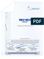 TES-P-122-11-R0 - Access Roads and Structure Pads